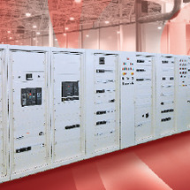 Master low voltage boards and switchboards
