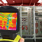 Infrared thermography predictive maintenance