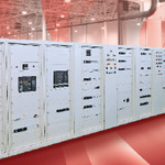 Low voltage panels and switchboards